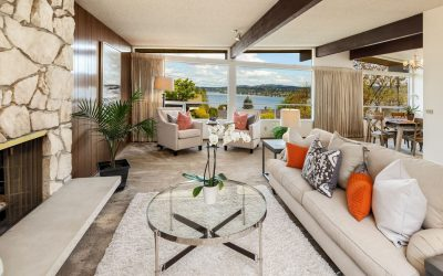 Classic Midcentury Modern Home for Sale in South Seattle