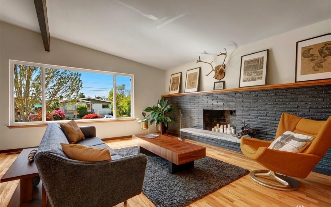 This Hillman City Midcentury has all the Northwest feels.